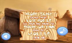 Shoot Flying Dinosaur Eggs War Fun Game for Kids screenshot 1/6