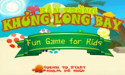 Shoot Flying Dinosaur Eggs War Fun Game for Kids screenshot 5/6