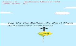 Funny Balloons screenshot 2/3