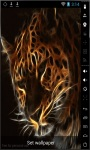Ghost Tiger Live Wallpaper screenshot 1/2
