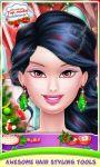 Christmas Top Model Makeover screenshot 2/6