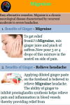 Cure for Migraine screenshot 3/3