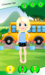 Dress Up Girl For School screenshot 2/6
