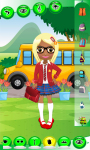 Dress Up Girl For School screenshot 4/6