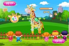 Help giraffe bathing screenshot 3/4
