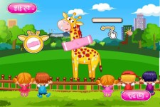 Help giraffe bathing screenshot 4/4