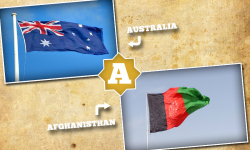 Educational Game Country Flag screenshot 2/6