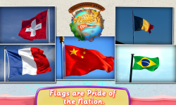 Educational Game Country Flag screenshot 3/6