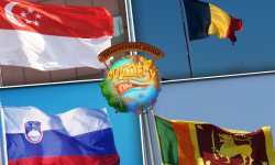 Educational Game Country Flag screenshot 4/6