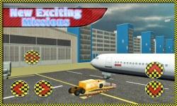 Plane Cargo Transporter Truck screenshot 1/4