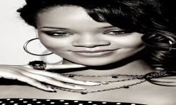Rihanna wallpapers 4HD screenshot 1/6