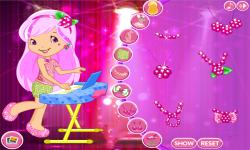 Super Stylish Raspberry Dress Up screenshot 3/3