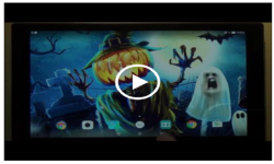 Halloweens Live Wallpapers screenshot 1/6