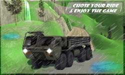 Cargo Truck Mountain Drive Sim screenshot 1/6