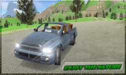 Cargo Truck Mountain Drive Sim screenshot 3/6