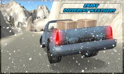 Cargo Truck Mountain Drive Sim screenshot 4/6