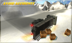 Cargo Truck Mountain Drive Sim screenshot 6/6