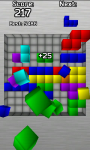 Tetrocrate : tactical tetris screenshot 3/6