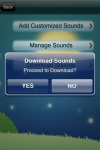 aRelax Sound Sleep screenshot 1/1