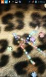 Glitter leopard skin screenshot 2/3