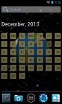 3D Calendar Live Wallpaper screenshot 1/5