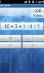 Brain Math Game Pro screenshot 2/6