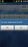 Brain Math Game Pro screenshot 5/6