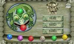 Zuma Frog screenshot 1/4