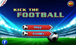 Kick The FootBall screenshot 2/3