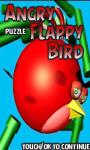 Angry Flappy Bird- Free screenshot 1/3