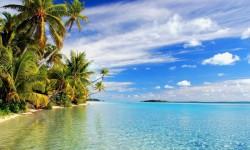 Beautiful Pictures of Summer Beach HD Wallpaper screenshot 2/6