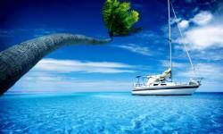 Beautiful Pictures of Summer Beach HD Wallpaper screenshot 3/6