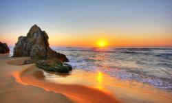 Beautiful Pictures of Summer Beach HD Wallpaper screenshot 6/6
