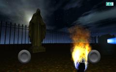 Halloween cemetery visit screenshot 2/4