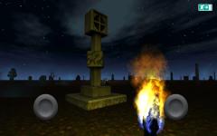 Halloween cemetery visit screenshot 3/4