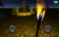 Halloween cemetery visit screenshot 4/4