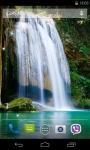 Waterfall Live Wallpaper 3D parallax screenshot 2/3