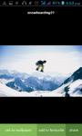 Snowboard Wallpaper HD screenshot 3/3