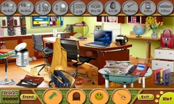 Free Hidden Object Games - Workplace screenshot 3/4