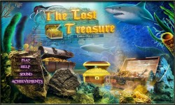 Free Hidden Object Game - The Lost Treasure screenshot 1/4