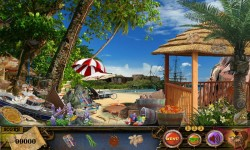 Free Hidden Object Game - The Lost Treasure screenshot 3/4