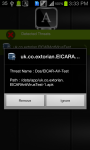 Cleaner Antivirus Security Pro screenshot 3/5