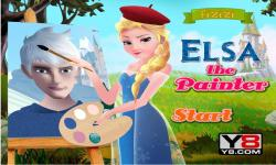 Elsa the Painter screenshot 1/4