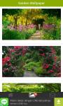 Garden Wallpaper screenshot 2/4