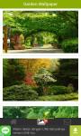 Garden Wallpaper screenshot 3/4