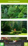 Garden Wallpaper screenshot 4/4