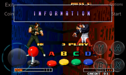 Arcade3 KOF 97 screenshot 2/6