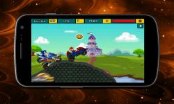 Mario Bike League screenshot 3/3