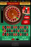 Spin Palace Casino Roulette screenshot 3/5