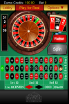 Spin Palace Casino Roulette screenshot 5/5